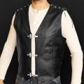 Leather vest m10a