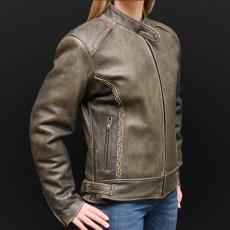 Motorcycle Jacket K36 Olive