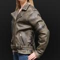 Motorcycle Jacket K02d Olive