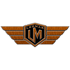 LLeather vest M17 brown